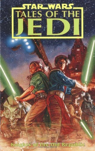 (Knights of the Old Republic (Star Wars: Tales of the Jedi, Volume One) by Tom Veitch (1994-08-03))
