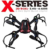 MJX X902 Mini RC Helicopter Drone 2.4Ghz 6-Axis Gyro 4 Channels Quadcopter 3D Flip Headless Mode One Key Landing