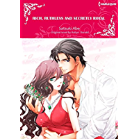 RICH, RUTHLESS AND SECRETLY ROYAL (Colored Version) (Harlequin comics) (English Edition)