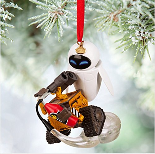 Official WALLE and Eve Christmas Decoration Amazoncouk