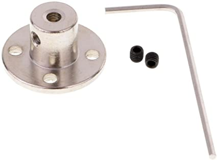1Pcs 6mm Shaft Coupling Rigid Coupling Coupler Motor Connector Spanner F8N2