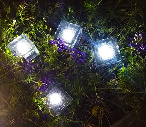 Outdoor Solar Light Cubes in US - 1