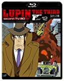 Lupin the Third second - TV. BD 12 [Blu-ray]