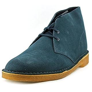Clarks Men's Suede Desert Boots, Midnight Blue, 11 D(M) US (B0147TF5WM) | Amazon price tracker / tracking, Amazon price history charts, Amazon price watches, Amazon price drop alerts