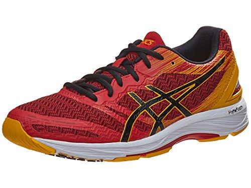 Price comparison product image Asics Gel-DS Trainer 22 Men's Running 8.5 D(M) US Red-Black-Gold