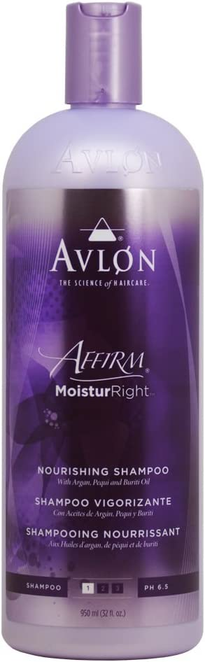 Avlon Affirm Moisur Right Nourishing Shampoo - 32 oz by Avlon Hair Care