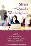 Stress and Quality of Working Life, , 1607520583