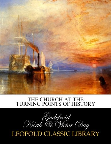 The church at the turning points of history ebook