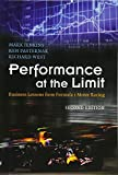 img - for Performance at the Limit: Business Lessons from Formula 1 Motor Racing book / textbook / text book