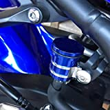 Motorcycle Brake Fluid Reservoir CNC Aluminum Front