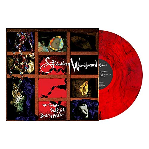 Stabbing Westward - Wither Blister Burn And Peel Exclusive Limited Edition Red Smoke 180Gm Vinyl LP
