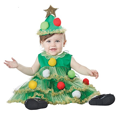 Calif (Toddler Christmas Tree Costumes)