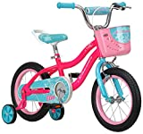 Schwinn Elm Girl's Bike with SmartStart, 14' Wheels, Pink
