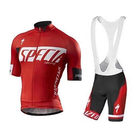HYYSH Ropa de Verano de Ciclismo de montaña for Hombre ...