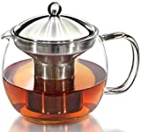 Best Tea Makers - Teapot Kettle with Warmer - Tea Pot Review