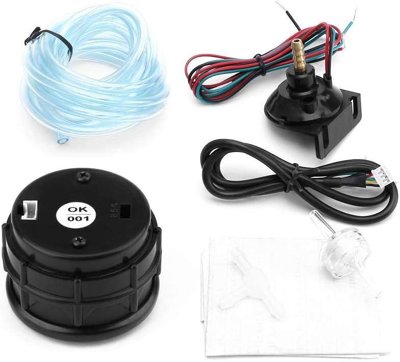 252mm 12 V Auto Auto Turbo Ladedruckanzeige 1-3 BAR 20LED Auto Turbo Ladedruckanzeige Mit Sensor Digital Tester