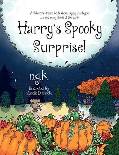 Harry's Spooky Surprise! (Harry the Happy