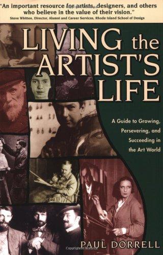 Read Online Living the Artist's Life ePub fb2 ebook