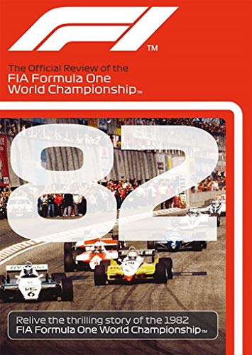F1 1982 Official Review DVD ()
