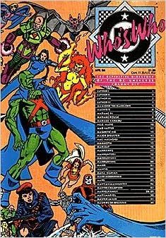 Who's Who: The Definitive Directory of the DC Universe (1985 series) #14