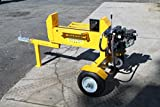 PowRkraft 22-Ton DualStroke Log Splitter B&S208cc w/4-WayWedge and Cradle