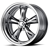 wide 5 racing wheels - American Racing Vintage Torq Thrust II 15x10 Chrome Wheel / Rim 5x5 with a -44mm Offset and a 83.06 Hub Bore. Partnumber VN8155173