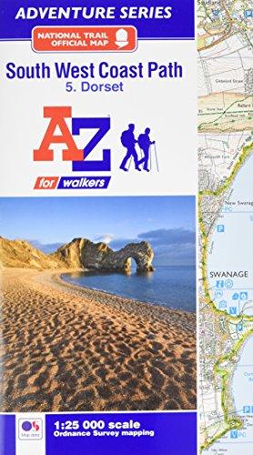 - SW Coast Path Dorset Adventure Atlas