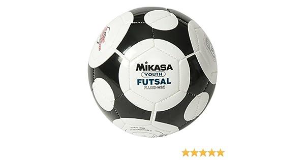 Mikasa Deportes Unisex fll55s-wbk Indoor Balón de fútbol, fútbol ...