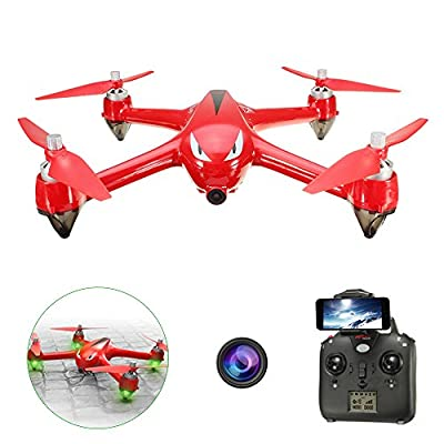 LOHOME B2W Bugs 2 W RC Quadcopter - 2.4GHz 6-Axis Gyro 1080P HD 5G WiFi Camera FPV Drone Remote Control Drone Folding Aircraft ...