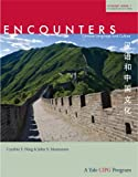 Encounters - Chinese Language and Culture, Annotated Instructor#8242;s Edition 1, Cynthia Y. Ning and John S. Montanaro, 0300161662