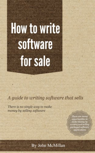 How to write software for sale - everything needed to write and sell an app as well as programming - Software Sell
