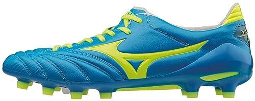 24dc84b0e668d Mizuno Morelia Neo MD, Botas de fútbol para Hombre, BLU (Diva Blue/