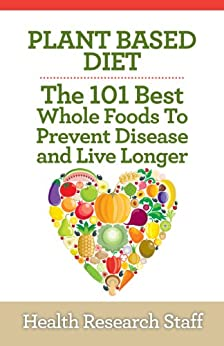 Plant Based Diet Prevent Disease ebook product image