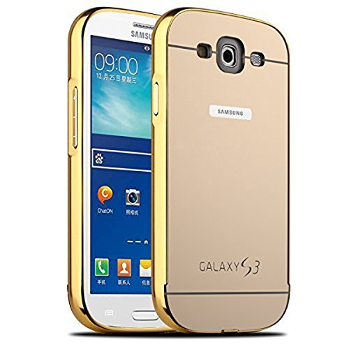 gold bumper case galaxy s3 - 4