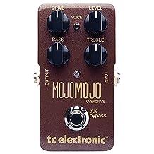 TC Electronic MojoMojo Overdrive Compression Effect Pedal