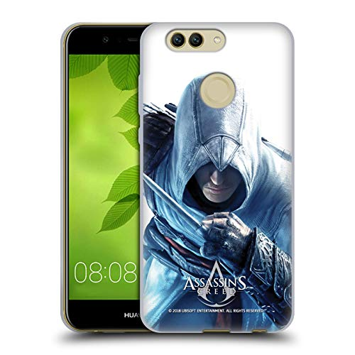 Official Assassin's Creed Altaïr Hidden Blade Key Art Soft Gel Case Compatible for Huawei Nova 2 ()