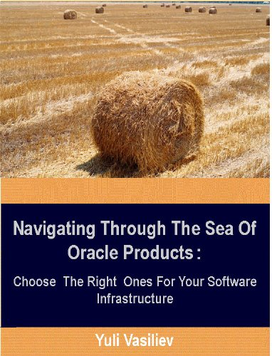 Navigating Through The Sea Of Oracle Products: Choose The Right Ones For Your Software Infrastructure
