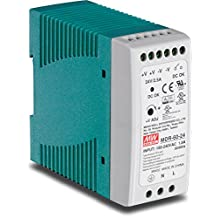 TRENDnet 60 W Single Output Industrial DIN-Rail Power Supply, 24 V, 2.5 A, (-20 to 70 Degree C, -4 to 158 Degree F)