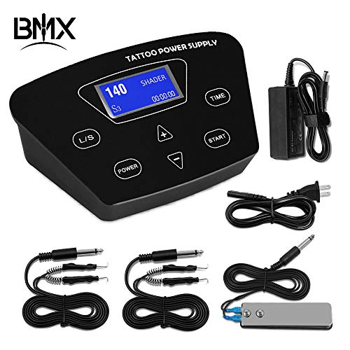 8 coil tattoo power supply - 1