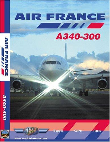Air France Airbus A340 by None