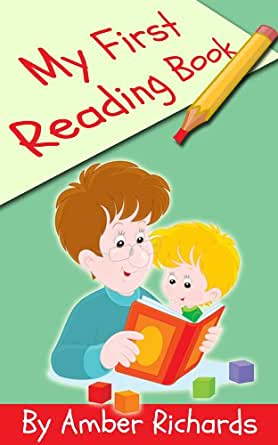 My first reading book kindle edition by amber richards children print list price 1250 fandeluxe Choice Image