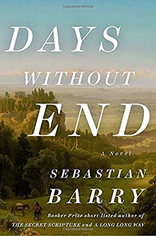 book cover of Days Without End