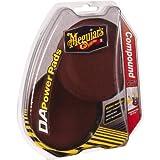 Accesorios Best Deals - Meguiar's DA Compound Power Pads - accesorios para pulidor de coche (Polishing pad, Meguiar's, Rojo)