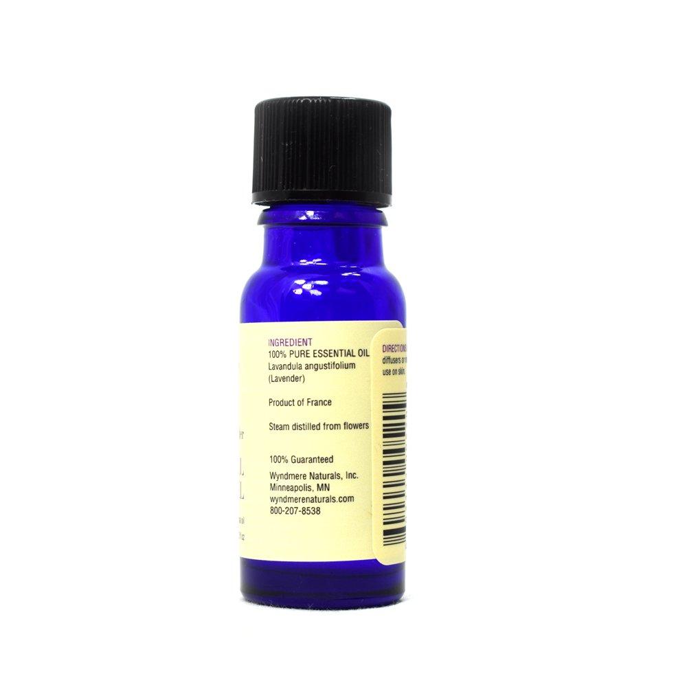 Amazon Com Wyndmere Naturals Lavender Essential Oil 0 33 Ounce
