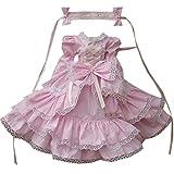 Partiss 1/3 1/4 1/6 BJD SD Doll Clothes Lovely Girls Lolita Dress