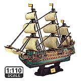 CubicFun The San Felipe Model Ship Kits 3D Puzzle