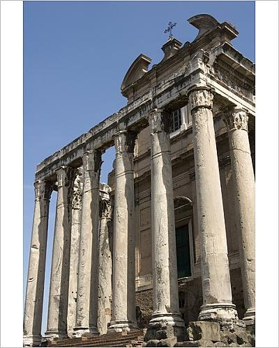 Photographic Print of Forum - Ceasars Forum