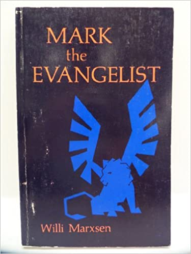 Book Mark the Evangelist: Studies on the Redaction History of the Gospel