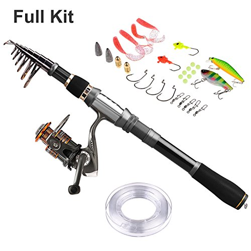 freshwater fishing pole - 3