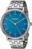 Nixon Men's 'Porter' Quartz Stainless Steel Watch, Color:Silver-Toned